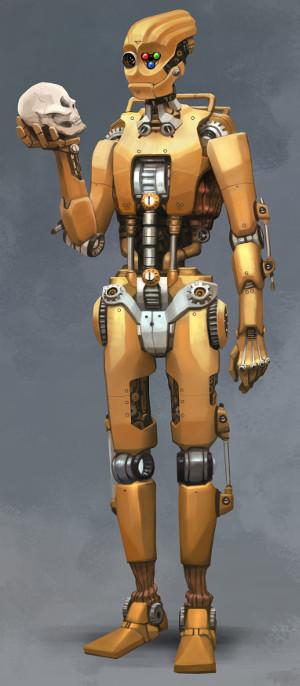 amazing automatons mythania