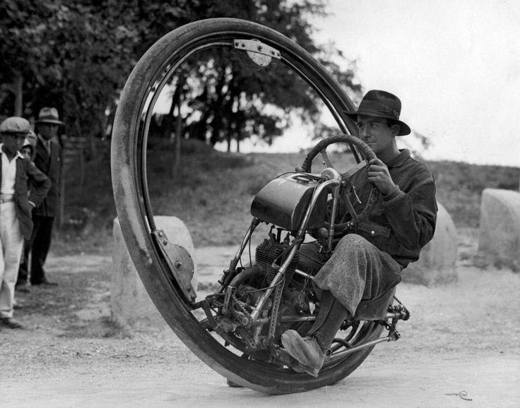 Another monowheel