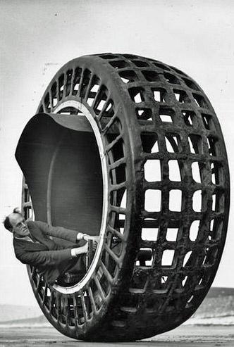 JA Purves Monowheel